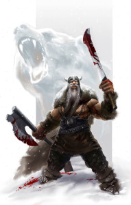 воины берсерки